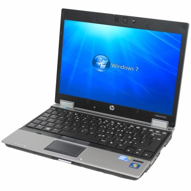 中古 ノートパソコン HP EliteBook 2540p WT955PA...