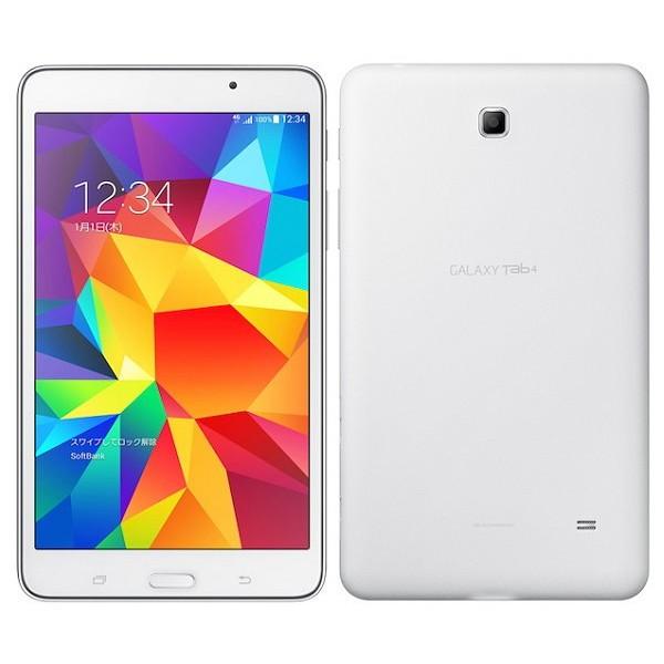 中古 タブレット SAMSUNG Galaxy Tab 4 SoftBank(...