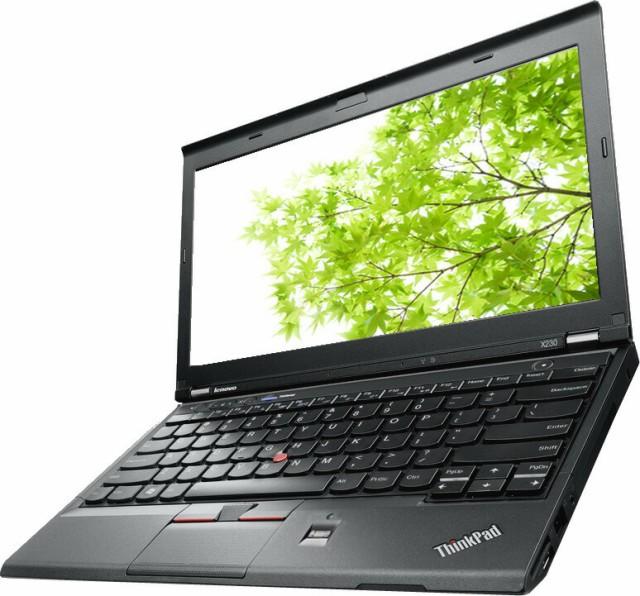 中古 ノートパソコン Lenovo ThinkPad X230 2324-...