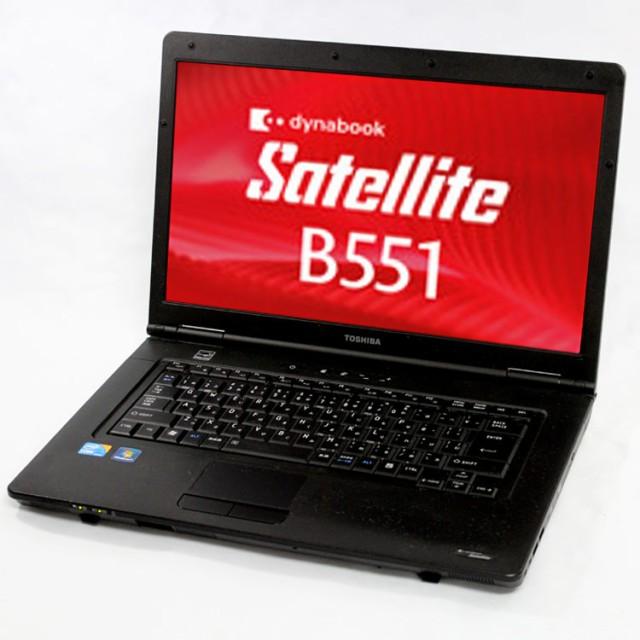 中古 ノートパソコン 東芝 dynabook Satellite B5...