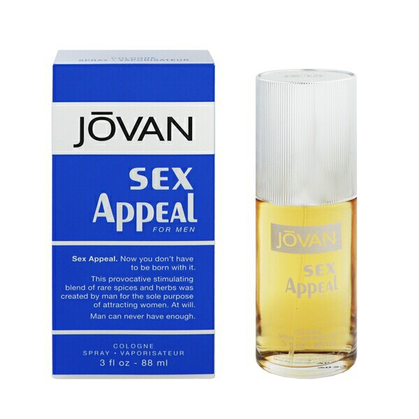 【香水 ジョーバン】JOVAN セックスアピール EDC...