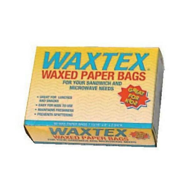 【ワックスペーパーバック】WAXTEX ワックステッ...