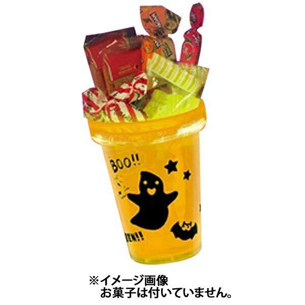 ルミカ LUMICA 光るキャンディカップ オレンジ 玩...