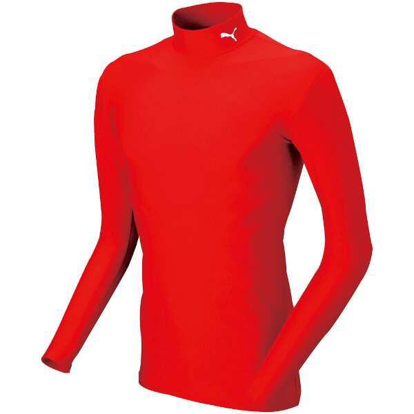 COMPRESSION モックネック LSシャツ [サイズ:XL]...