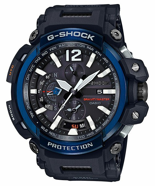 CASIO G-SHOCK カシオ Gショック GPS衛星電波受信...
