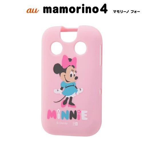 【3月下旬再販】☆ ディズニー au mamorino4 (マ...