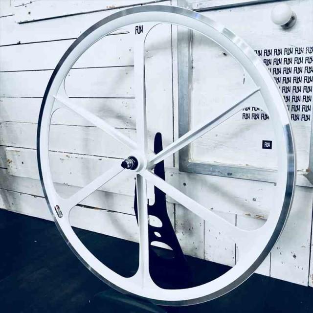 『FUN』【700C クローバーリム ホワイト】※700C...