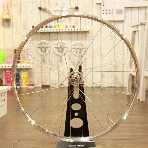 『FUN』【700C Narrow Wheel】※700Cフロントホイ...