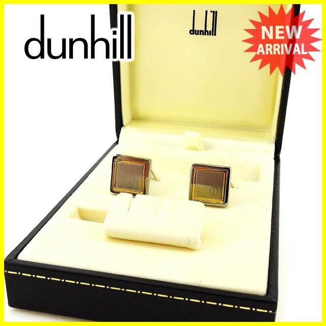 ダンヒル dunhill カフス メンズ スクエアフォル...