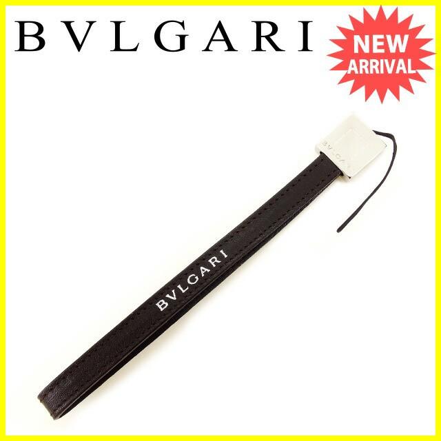 ブルガリ BVLGARI 携帯ストラップ ストラップ キ...