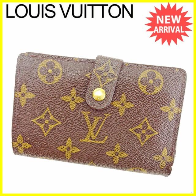 ルイ ヴィトン Louis Vuitton がま口 財布 メンズ...