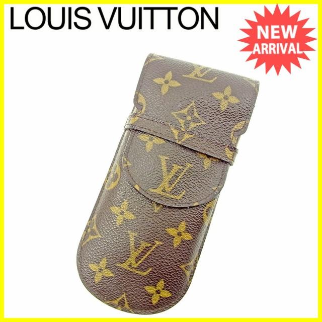 ルイ ヴィトン Louis Vuitton メガネケース /ペン...