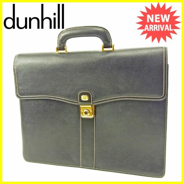 ダンヒル dunhill ビジネスバッグ ハンドバッグ ...