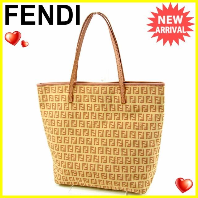 フェンディ FENDI トートバッグ ワンショルダー ...