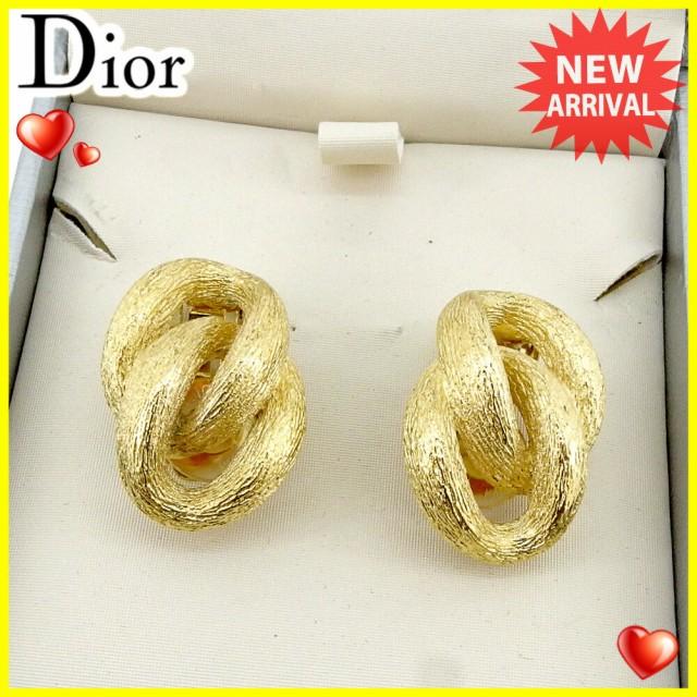 ディオール Dior イヤリング アクセサリー レディ...