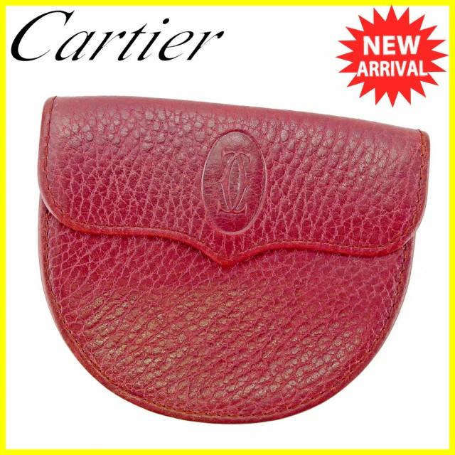 カルティエ Cartier コインケース 小銭入れ レデ...