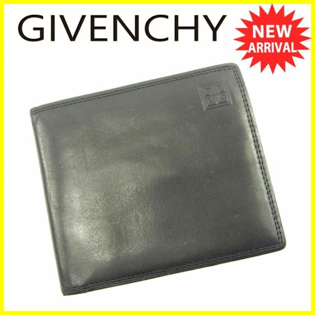 ジバンシィ GIVENCHY 二つ折り 財布 レディース ...