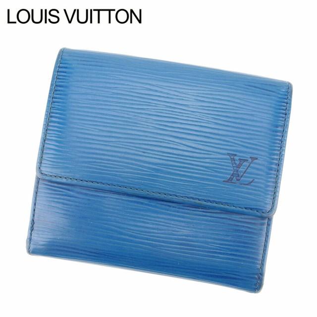 ルイ ヴィトン Wホック 財布 二つ折り 財布 レデ...