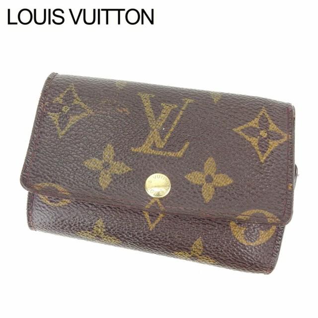 ルイ ヴィトン LOUIS VUITTON キーケース 6連キー...