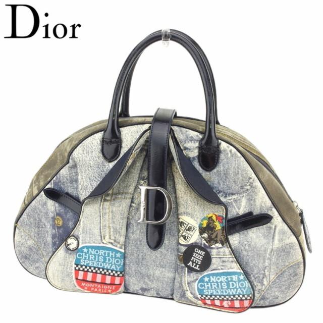 ディオール Dior ハンドバッグ ボストンバッグ レ...