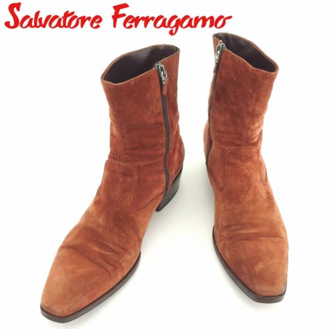 サルヴァトーレ フェラガモ ブーツ シューズ 靴 ...