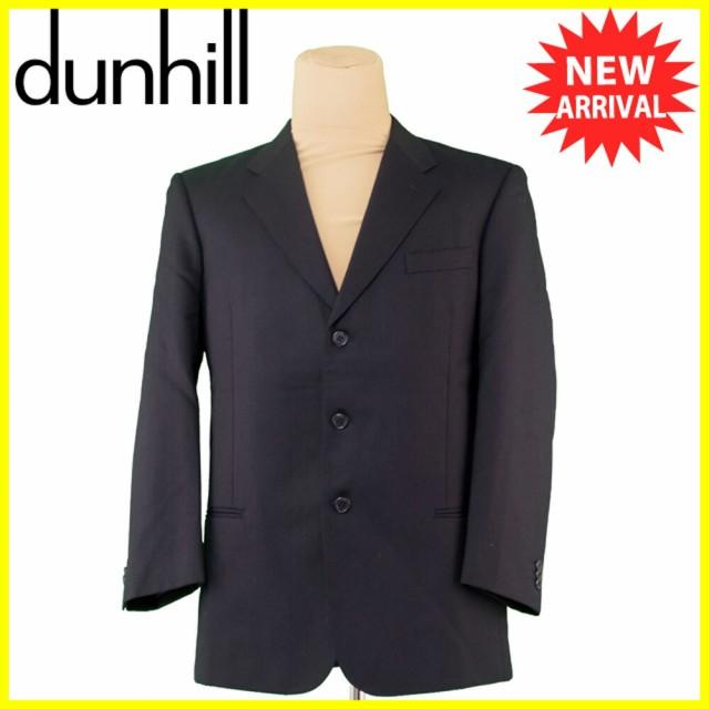 ダンヒル dunhill ジャケット 3つボタン メンズ ...