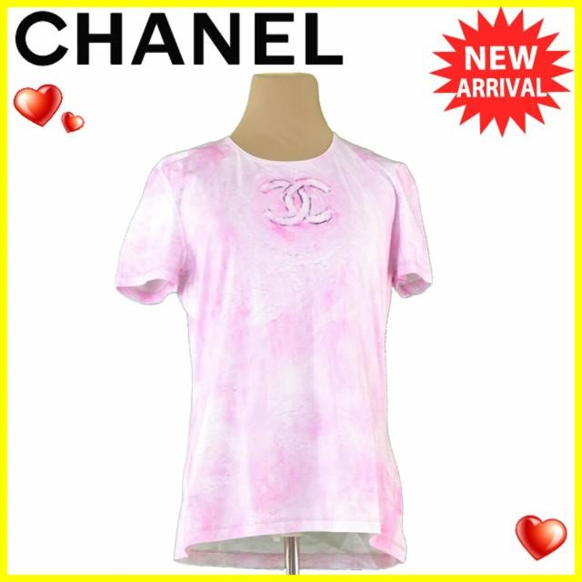 シャネル CHANEL Tシャツ カットソー レディース ...