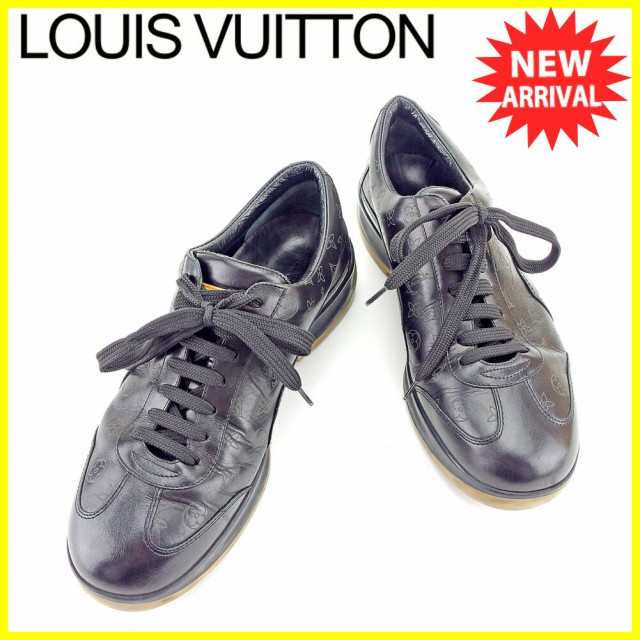 ルイ ヴィトン Louis Vuitton スニーカー シュー...