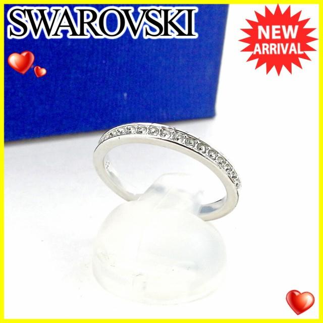 スワロフスキー SWAROVSKI 指輪 リング アクセサ...