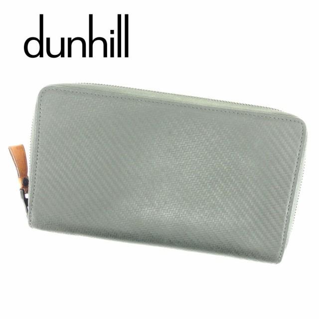 ダンヒル dunhill トラベルケース 長財布 メンズ...