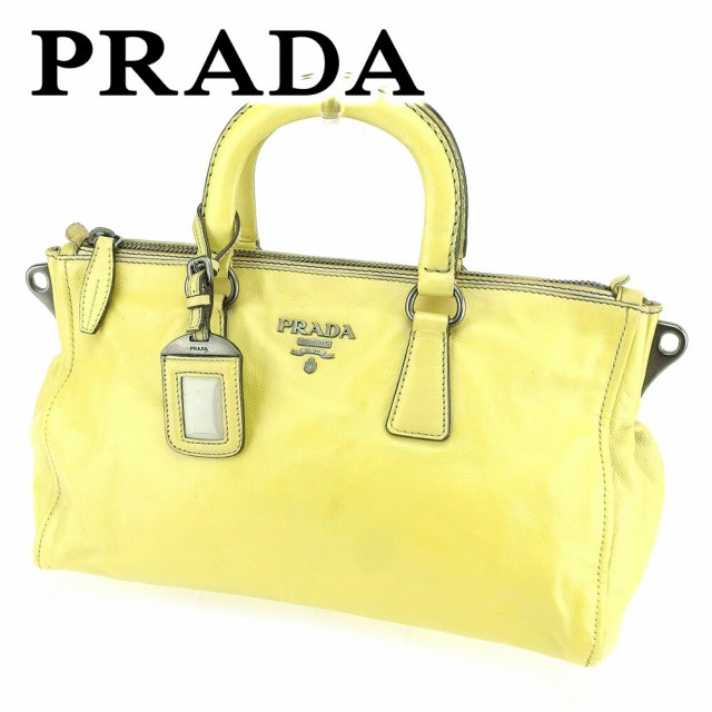 プラダ PRADA ハンドバッグ メンズ可 人気 セール...
