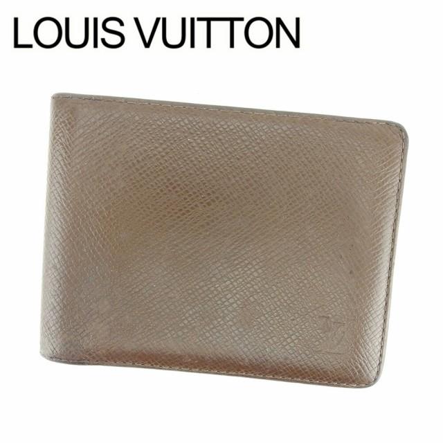 ルイ ヴィトン Louis Vuitton 二つ折り 札入れ 財...