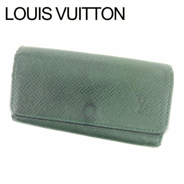 ルイ ヴィトン LOUIS VUITTON キーケース 4連キー...
