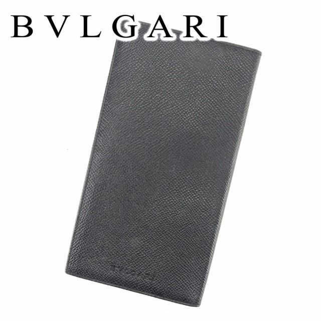 ブルガリ BVLGARI 長札入れ 長財布 レディース メ...