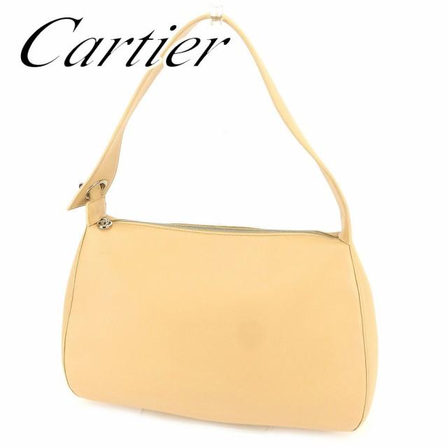 カルティエ Cartier ショルダーバッグ ワンショル...