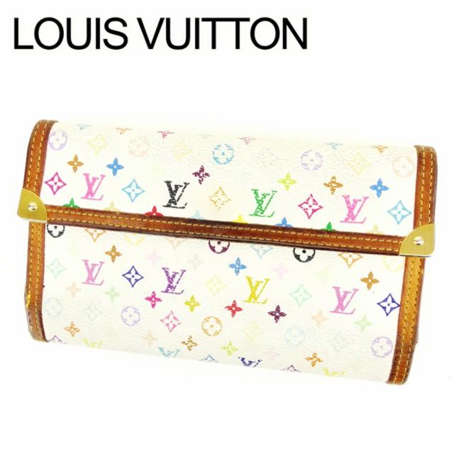 ルイ ヴィトン Louis Vuitton 長財布 財布 三つ折...
