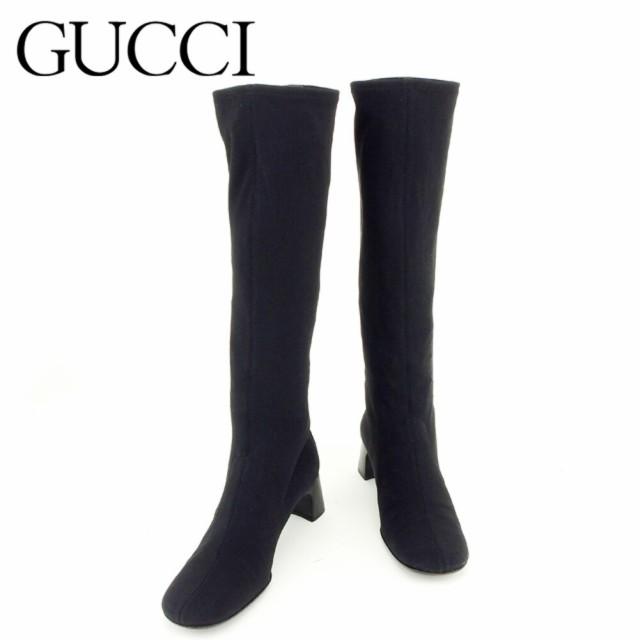 グッチ GUCCI ブーツ シューズ 靴 レディース ♯5...
