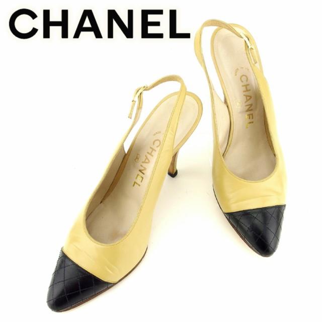 シャネル CHANEL パンプス シューズ 靴 レディー...