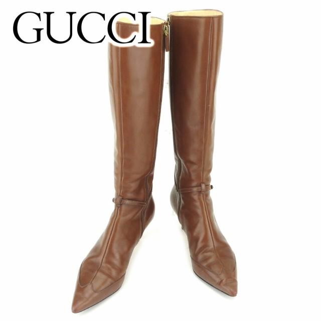 グッチ Gucci ブーツ シューズ 靴 レディー...