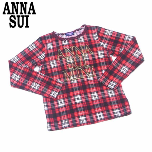 アナスイ ミニ ANNA SUI mini カットソー ショー...