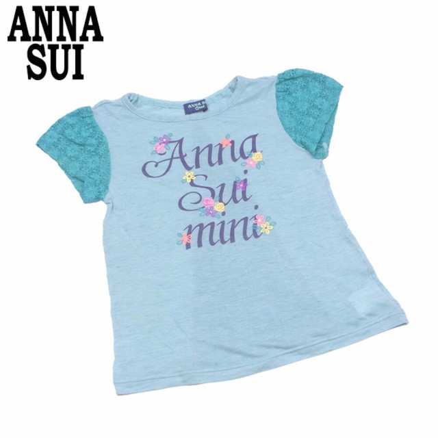 アナスイ ミニ ANNA SUI mini Tシャツ カットソー...