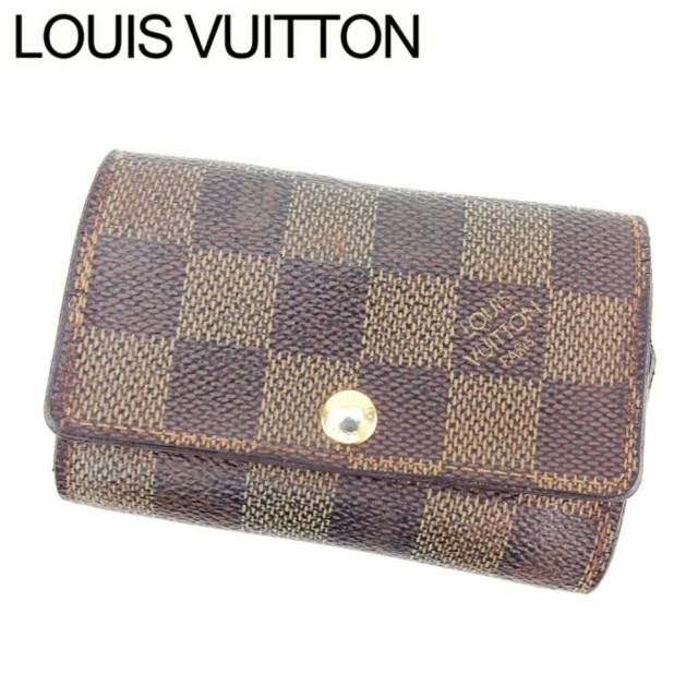 ルイヴィトン Louis Vuitton キーケース 6連 ダミ...