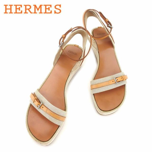 エルメス HERMES サンダル シューズ 靴 レディー...