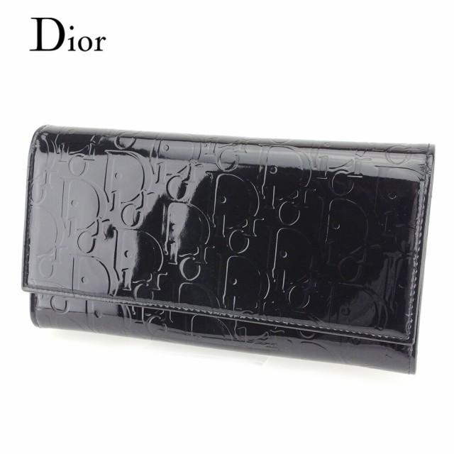 ディオール Dior 長財布 ファスナー付き 長財布 ...