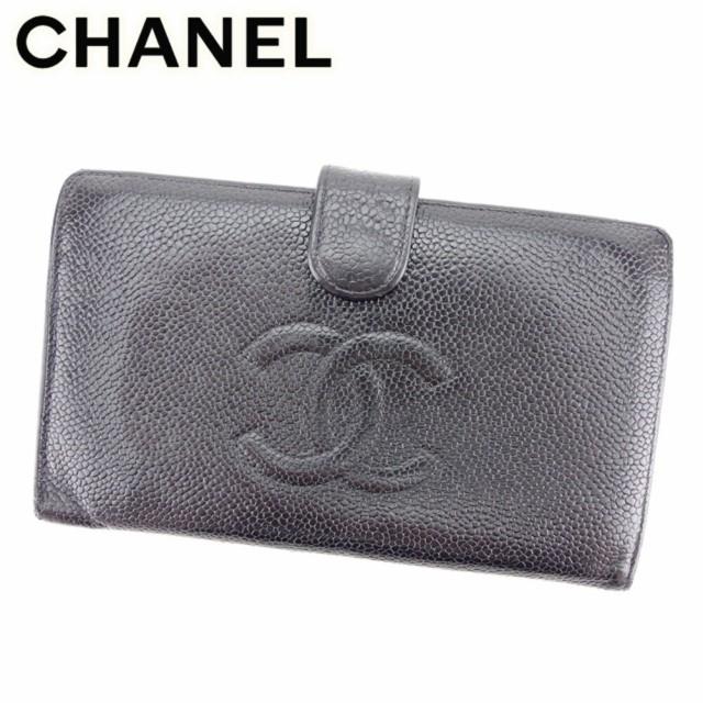 シャネル Chanel 財布 長財布 ココマーク レディ...