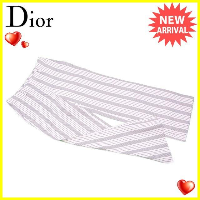 ディオール Dior パンツ ワイド レディース ♯USA...