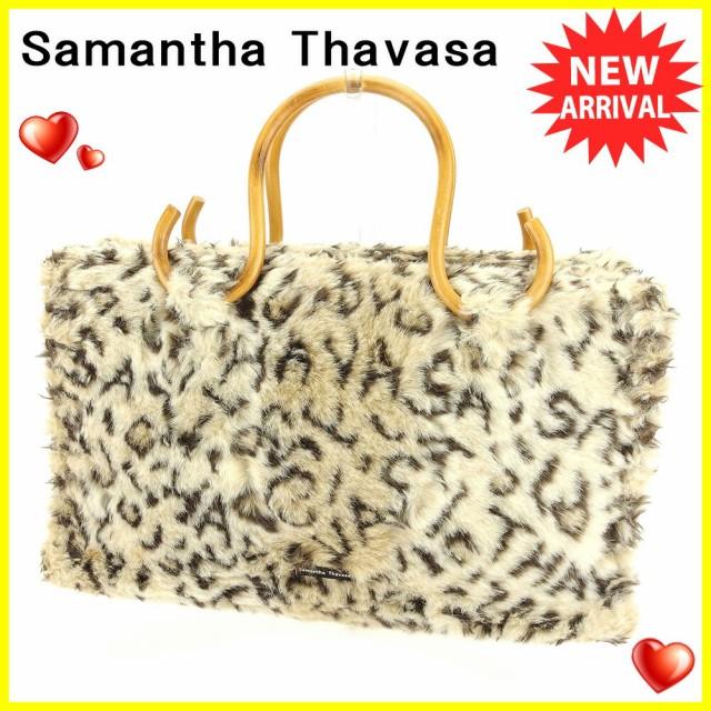 サマンサタバサ Samantha Thavasa トートバッグ ...