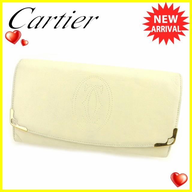 カルティエ Cartier 長財布 財布 ファスナー付き ...