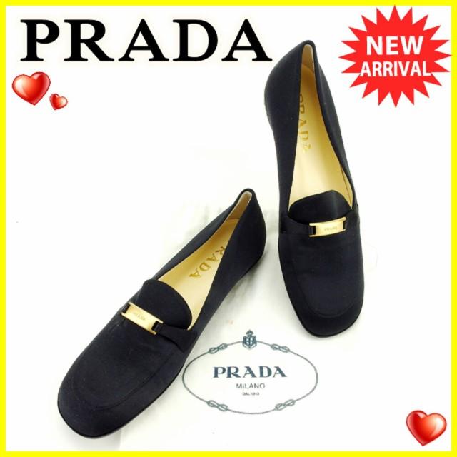 プラダ PRADA ローファー 靴 シューズ メンズ可 #...