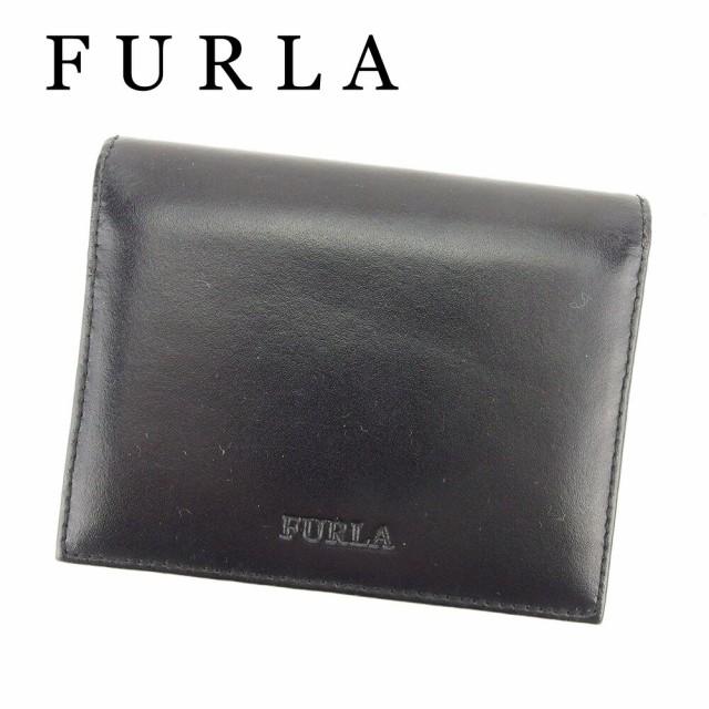 フルラ FURLA カードケース 名刺入れ レディース ...